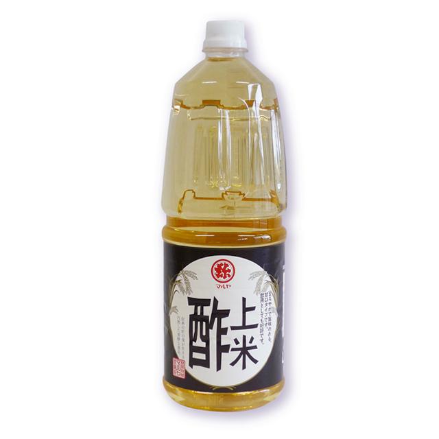 上米酢 1800ml 【低酸味仕込】