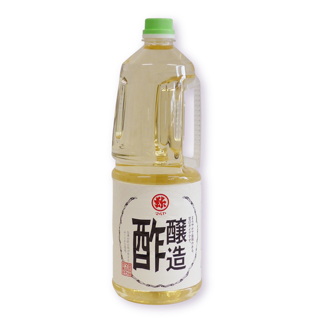醸造酢 1800ml 【低酸味仕上げ】