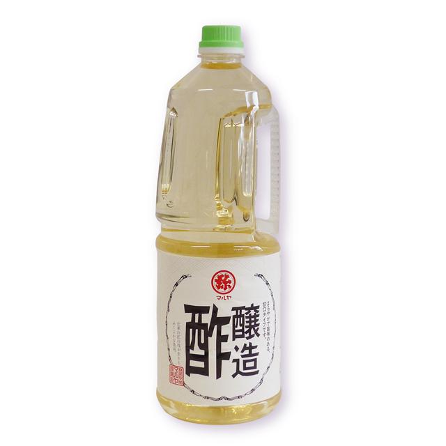 醸造酢 1800ml 【低酸味仕込】