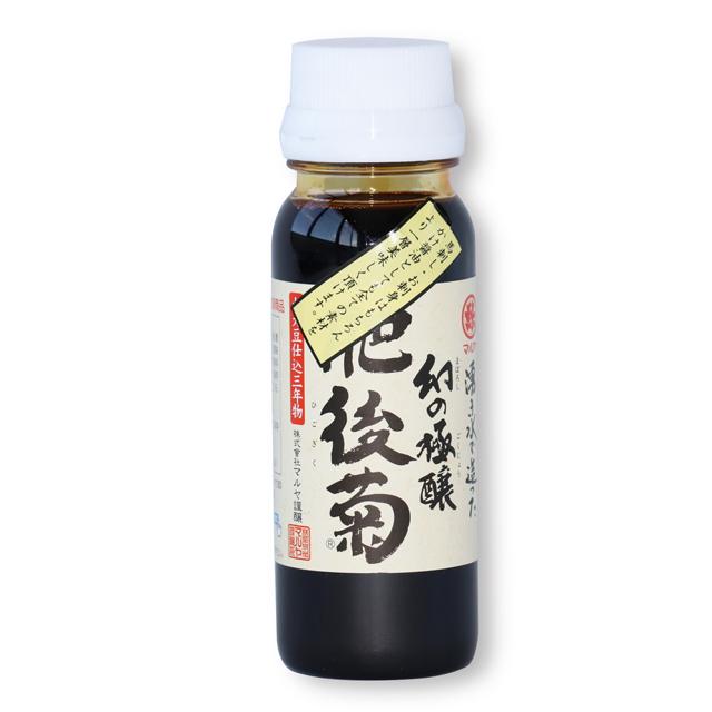 極醸肥後菊 100ml 【低塩仕込み】